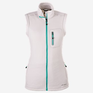 Women's Cloud Layer Pro Vest - Solid in Gray