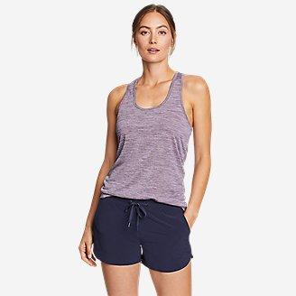 Women's Resolution Tank Top in Purple