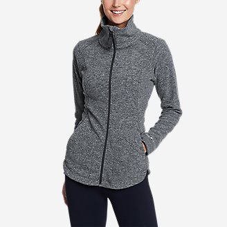 Women's Quest Energy Full-Zip Jacket in Gray