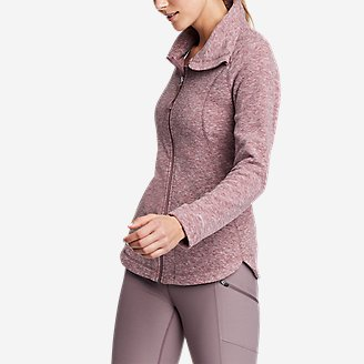 Women's Quest Energy Full-Zip Jacket in Pink