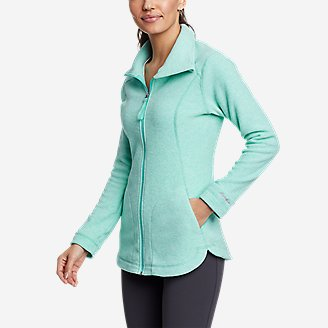 Women's Quest Energy Full-Zip Jacket in Blue