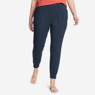 Women's Movement Lux Studio Jogger Pants in Blue