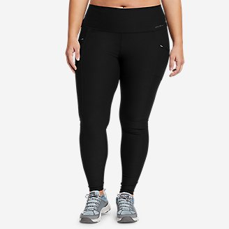 Women's Trail Tight Leggings - High Rise in Black