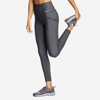 Women's Trail Tight Leggings - High Rise in Gray