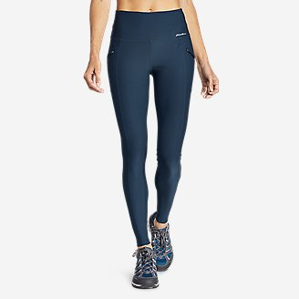 Women's Trail Tight Leggings - High Rise in Blue