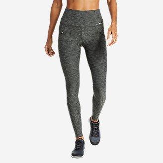Women's Trail Tight Leggings - High Rise in Green