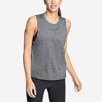 Women's Resolution Tank Top in Gray