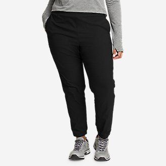Women's Guide Jogger Pants in Black