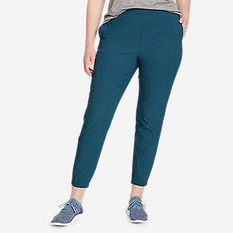 Women's Guide Jogger Pants in Green