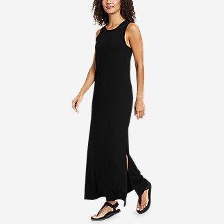 Women's Myriad Maxi Dress in Black
