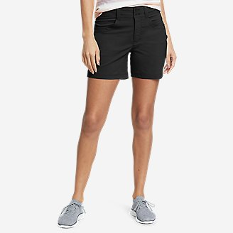 Women's Sightscape Horizon Shorts in Black