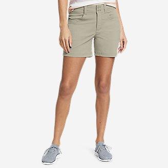 Women's Sightscape Horizon Shorts in Beige