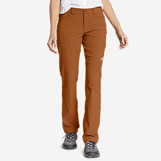 Women's Guide Pro Pants in Red