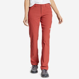 Women's Guide Pro Pants in Orange
