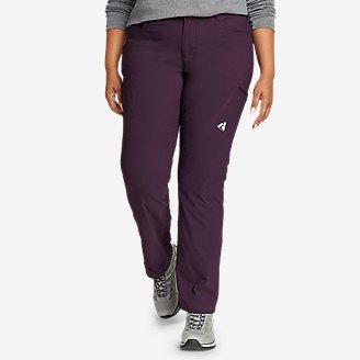 Women's Guide Pro Pants in Purple