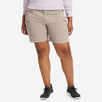 Women's Guide Pro Shorts in Beige