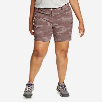 Women's Guide Pro Shorts in Purple