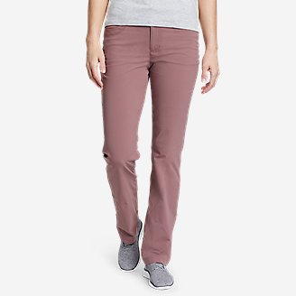 Women's Sightscape Convertible Roll-Up Pants in Pink