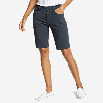 Women's Sightscape Horizon Bermuda Shorts in Blue