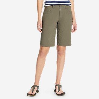 Women's Sightscape Horizon Bermuda Shorts in Green