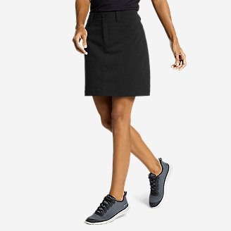 Women's Sightscape Horizon Skort in Black