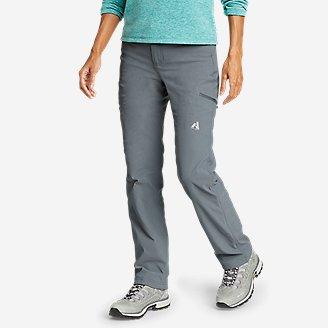 Women's Guide Pro Lined Pants in Gray