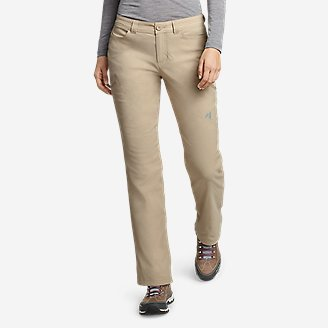 Women's Guide Pro Lined Pants in Beige