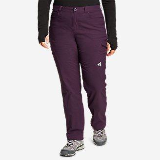 Women's Guide Pro Lined Pants in Purple