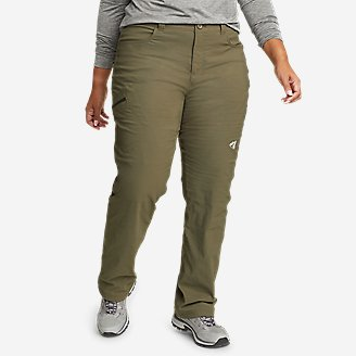 Women's Guide Pro Lined Pants in Green