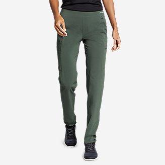 Women's Incline Utility Pants in Green