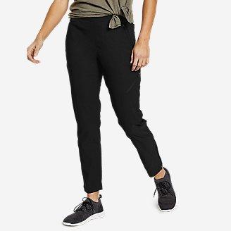 Women's Guide Pro Flex Ankle Pants in Black