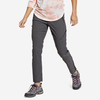 Women's Guide Pro Flex Ankle Pants in Gray