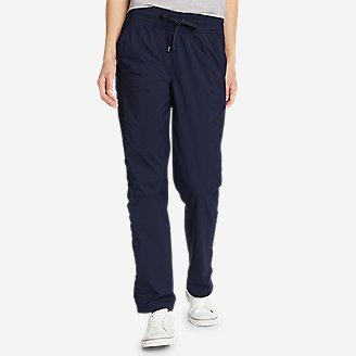 Women's Trail Breeze Pants in Blue