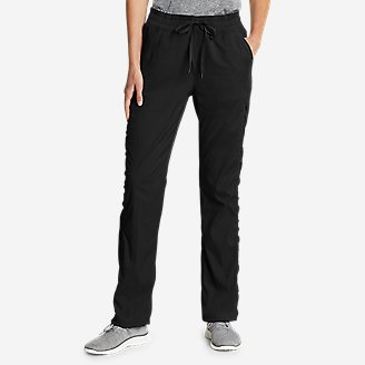 Women's Trail Breeze Pants in Black