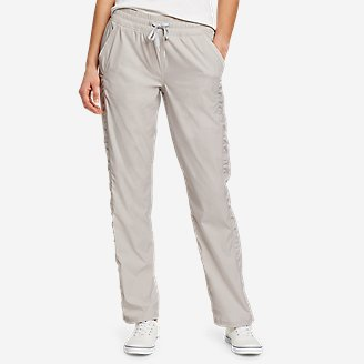 Women's Trail Breeze Pants in Beige