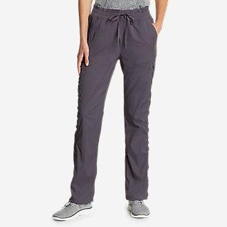 Women's Trail Breeze Pants in Purple