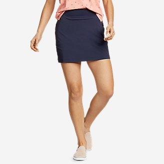 Women's Sightscape Horizon Pull-On Skort in Blue