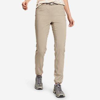 Women's ClimaTrail Pants in Beige