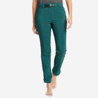 Women's ClimaTrail Pants in Green