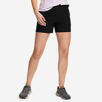 Women's ClimaTrail Shorts in Black