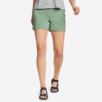 Women's ClimaTrail Shorts in Green