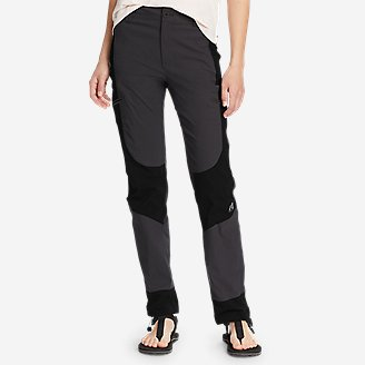 Women's Guide Hybrid Pants in Black