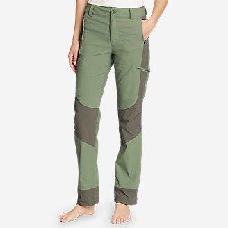 Women's Guide Hybrid Pants in Green