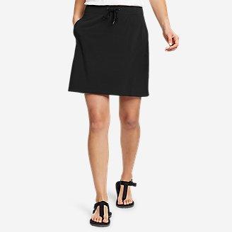 Women's Departure Skirt in Black