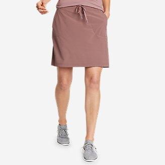 Women's Departure Skirt in Pink