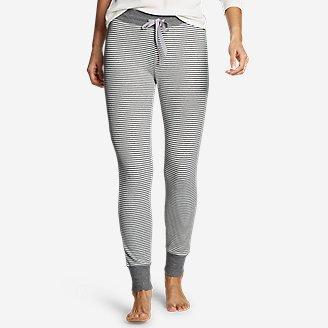 Women's Stine's Favorite Waffle Sleep Pant in Gray