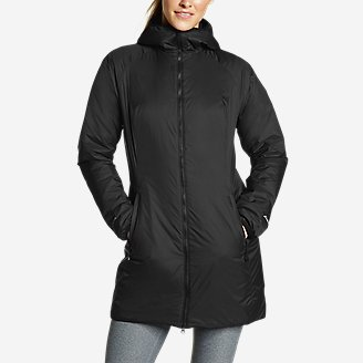 Women's EverTherm Down Parka in Black