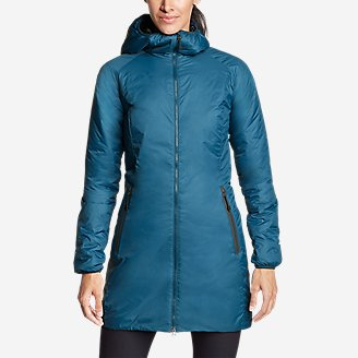 Women's EverTherm Down Parka in Green