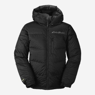 Men's Peak XV Down Jacket in Black