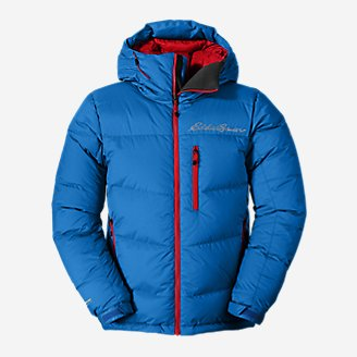 Men's Peak XV Down Jacket in Blue